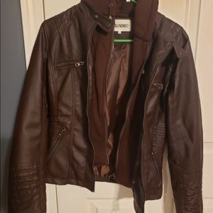 Xs brown jacket